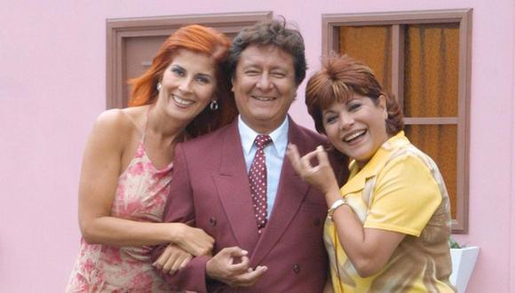 """""""Mil oficios"""" fue creada por Efraín Aguilar y se emitió por Panamericana Televisión entre el 11 de junio de 2001 y el 28 de mayo de 2004. (Foto: Panamericana TV)"""
