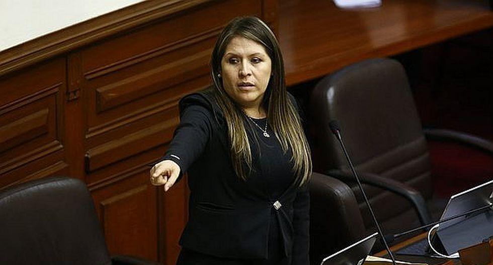 Yeni Vilcatoma y su contundente recomendación a Keiko Fujimori y Luis Castañeda.