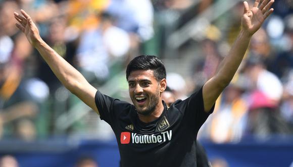 Carlos Vela lleva dos años en la MLS y ya dejó huella en Estados Unidos. (Foto: AFP)