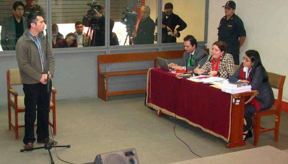 Ricardo Vásquez Mori protagonizó uno de los crímenes más horrendos del 2012. (Shirley Ávila)