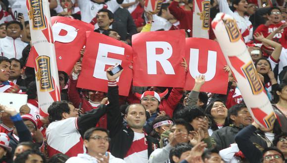 Cada vez se venden más camisetas de la Selección. (Foto: Fernando Sangama   GEC)