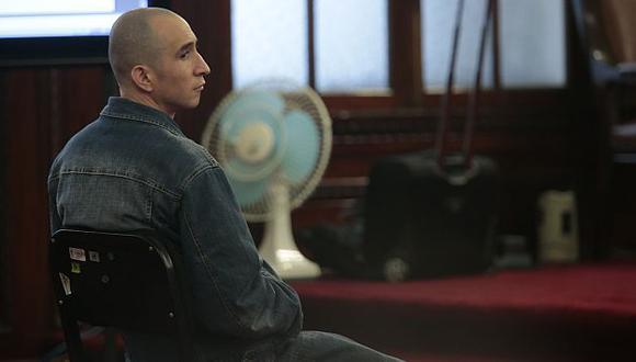 Alejandro Trujillo Ospina solicitó careo con Julio Moscol por el caso Fefer. (César Fajardo)