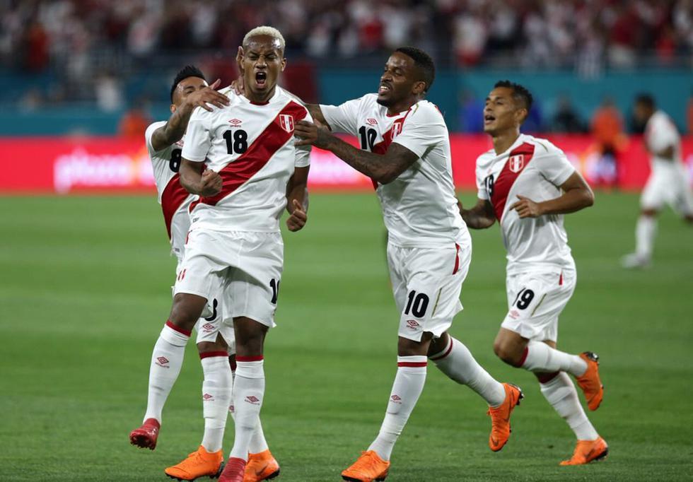(Selección peruana/Twitter)