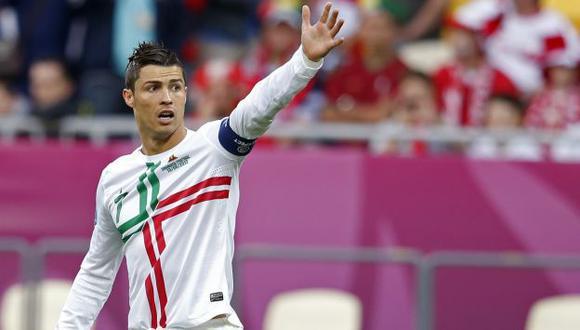 Cristiano Ronaldo sigue en deuda con la afición. (AP)