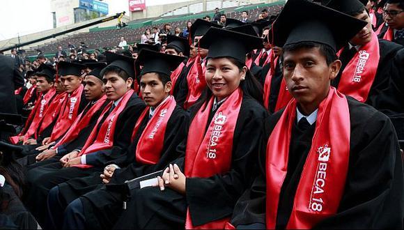 Beca 18: Examen para acceder al programa social se realizará este domingo. (USI)