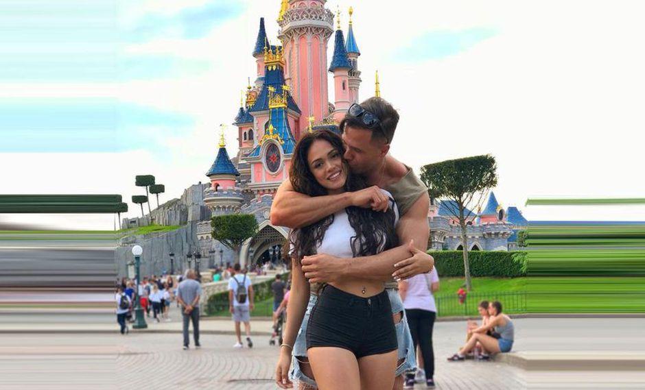 Fabio Agostini y Mayra Goñi mantuvieron una larga relación hasta el 2018. (Foto: Instagram)