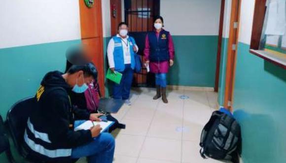 Huánuco: realizaron operativo contra la trata de personas y hallaron a una menor de edad (Foto: Ministerio Público)