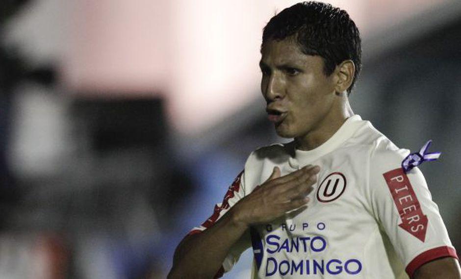 Raúl Ruidíaz jugará su último partido con Melgar el sábado ante Alianza Lima. (USI)