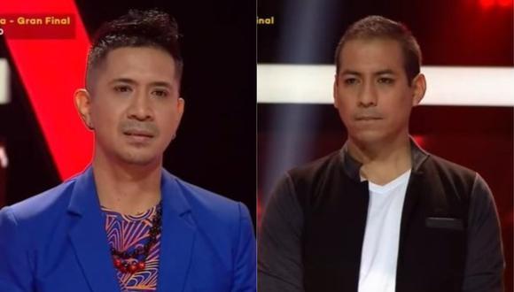 La Voz Perú: Participantes olvidaron la letra de una canción y recibieron duras críticas del jurado. (Foto: Captura de video)