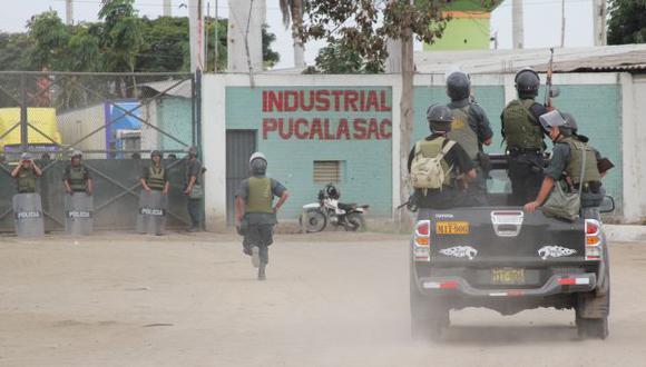 A los intervenidos se les incautó revólveres y armas hechizas. (USI)
