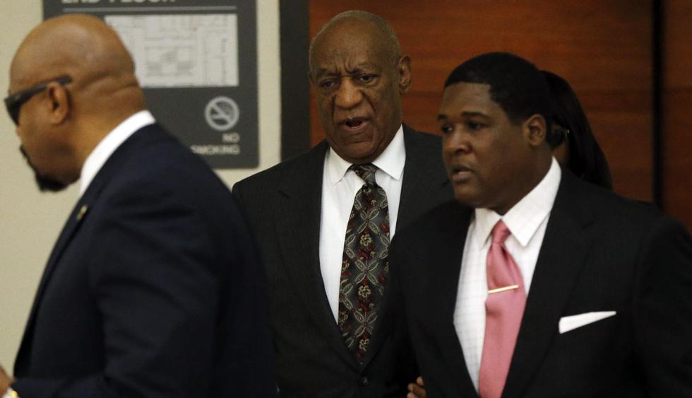 Bill Cosby podría ser sentenciado hasta 10 años de prisión. (Foto: EFE)