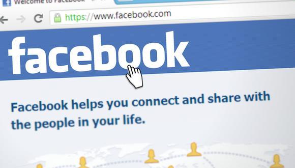 Facebook sigue siendo una de las más populares redes sociales con más de 2.850 millones de usuarios activos mensuales. (Pixabay)