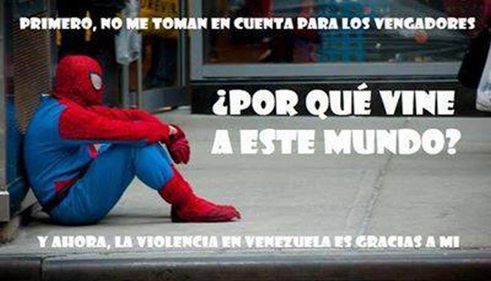 Sucesor de Hugo Chávez señaló que los niños saben manejar armas debido a que las en las series todos se matan. (Facebook)