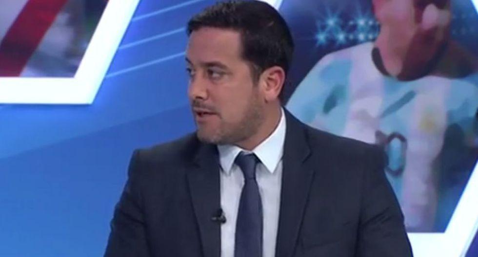 """Oscar del Portal señaló que """"habría amenazas"""" por parte de la FPF en contra de los equipos que se muestren en contra de los estatutos."""