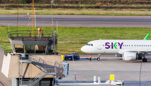 Sky reinicia sus vuelos entre Cusco y Arequipa
