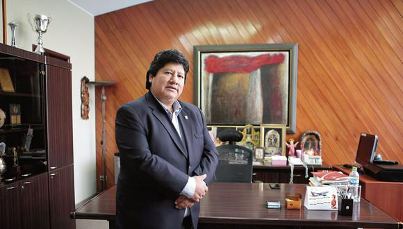 Defensa del presidente de la FPF aseguró que acusaciones carecían de validez. (USI)