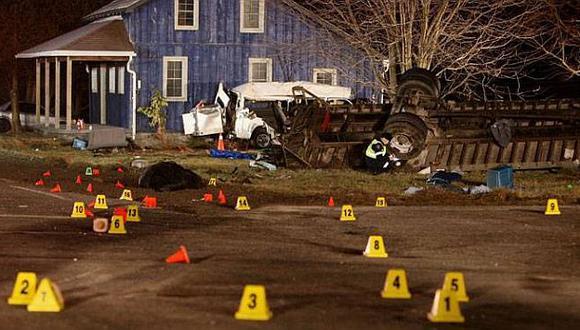 Un canadiense murió en el impacto de ambos vehículos. (thechronicleherald.ca)