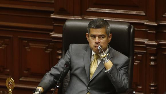RETO. Fujimorismo espera presidir el Congreso por tercera vez. (Mario Zapata/Perú21)