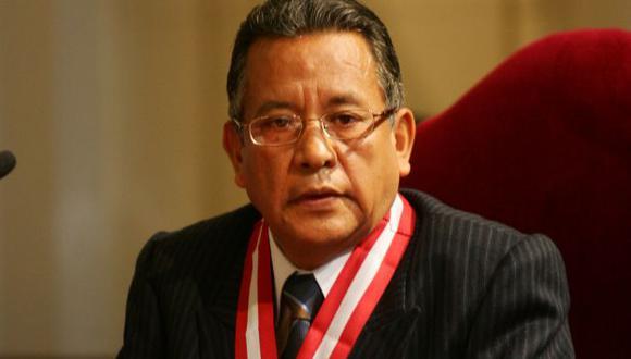 Evaluará embargos. (Perú21)