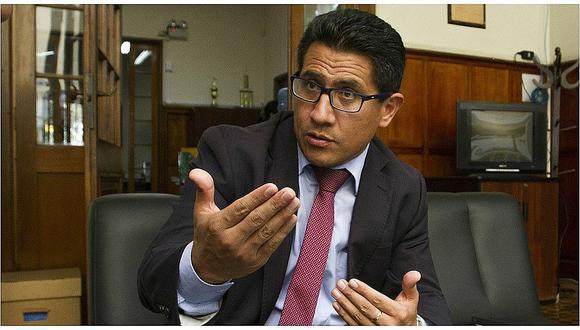 Amado Enco fue procurador anticorrupción del 2016 al 2020. (GEC)
