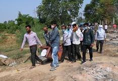 India: casi 4.000 muertos y 412.000 nuevos contagios por COVID-19 en las últimas 24 horas