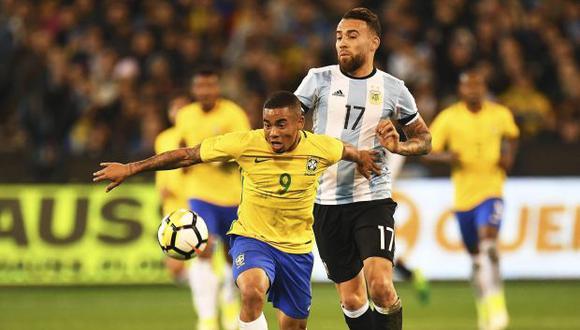 Brasil afrontra el superclásico sudamericano tras vencer 2-0 a Arabia Saudita en Riad, donde Argentina goleó 4-0 a su similar de Irak por la fecha FIFA. (Foto: EFE)