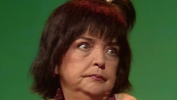 """Anabel Gutiérrez rompió el silencio y reveló detalles de la complicada relación que tuvo con Florinda Meza durante las grabaciones de """"Chespirito"""".  (Foto: Televisa)"""