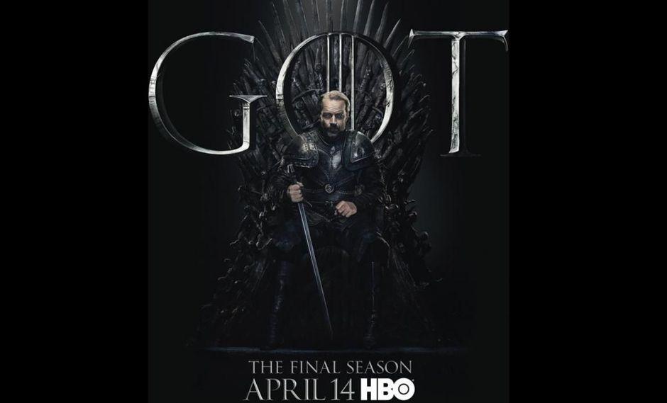 Ya no falta nada para el estreno de la temporada final de la aclamada serie. (Foto: HBO)