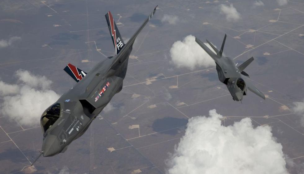 Washington, capital de EEUU, reemplazará buena parte de su flota actual con miles de aviones F-35 fabricados por Lockheed Martin, empresa que asegura entregará las naves más avanzado del mundo. (Reuters)