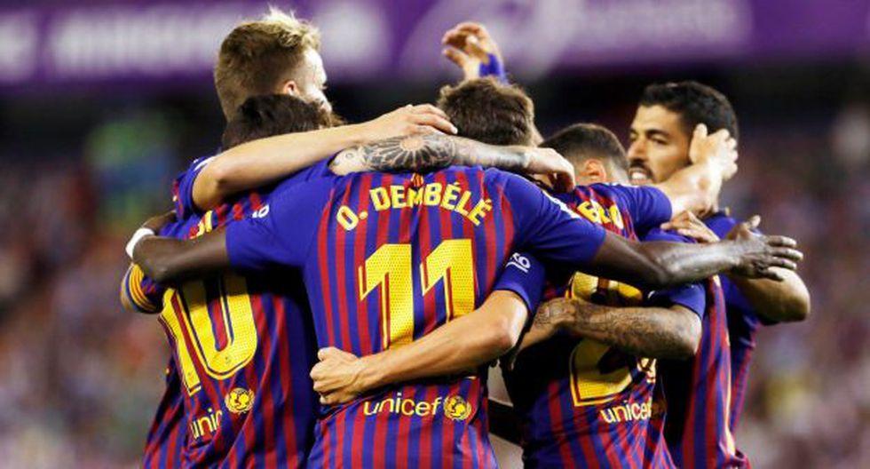 Barcelona buscará su sexto titulo de la Champions League. (Foto: FC Barcelona)