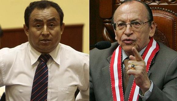 Peláez aclaró que el Gobierno Regional de Cajamarca no puede invadir otros fueros. (USI)