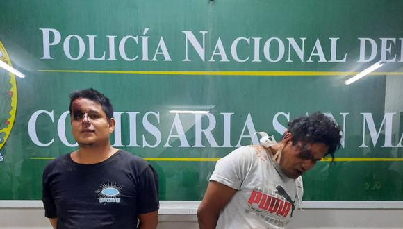 Piura. Detenidos seráninvestigados por delito de tentativa de homicidio. (PNP)