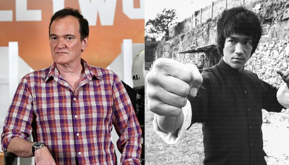 Quentin Taratino calificó de arrogante a Bruce Lee.