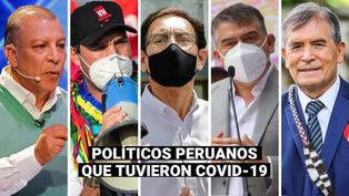 Martín Vizcarra dio positivo al COVID-19: ¿Qué otras figuras políticas padecieron la enfermedad?