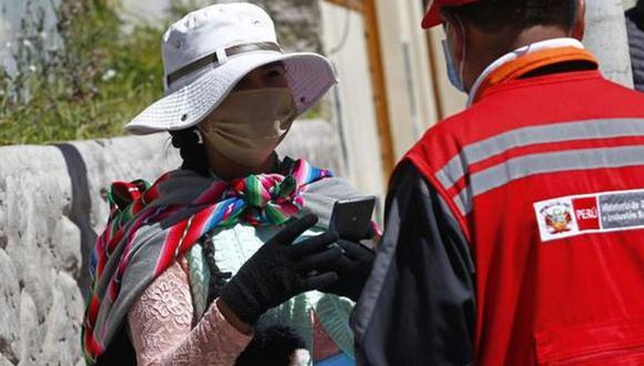 El Bono 600 soles fue anunciado por el Gobierno a fines de enero para un total de 4.2 millones de familias vulnerables en las regiones que en ese tiempo estaban comprendidas en el nivel extremo de cuarentena. (Foto: MIDIS / Andina)
