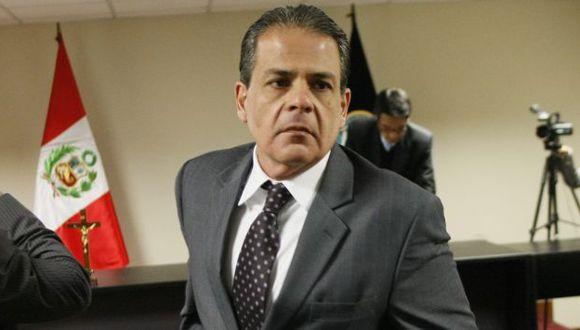 Miguel Chehade puede recibir pena de 5 años. (Luis Gonzales)