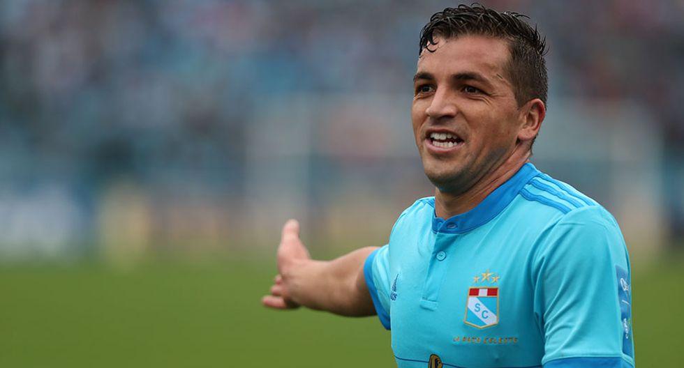 Gabriel Costa fue anunciado en Colo Colo, pero el club chileno borró el tuit. (Foto: Víctor Gonzales/GEC)