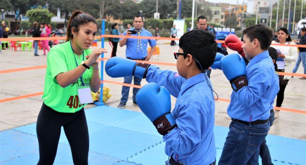 Se realizarán diversas actividades deportivas. (Foto: Difusión)
