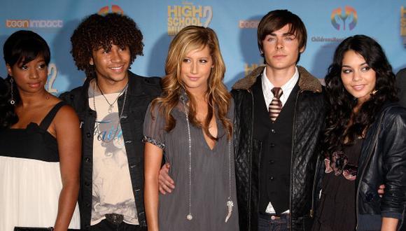 Difunden supuesto tráiler de la película High School Musical (Getty)