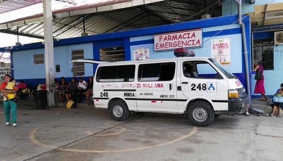Piura: Cuerpo Médico de Sullana exige implementar estadio 'Campeones del 36' para no llevar pacientes a Piura.