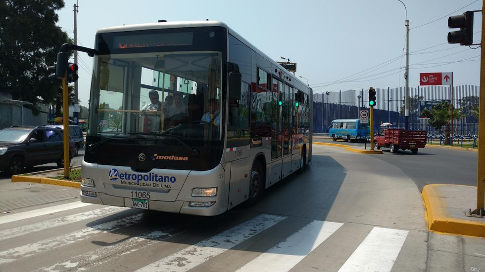 Metropolitano (USI)