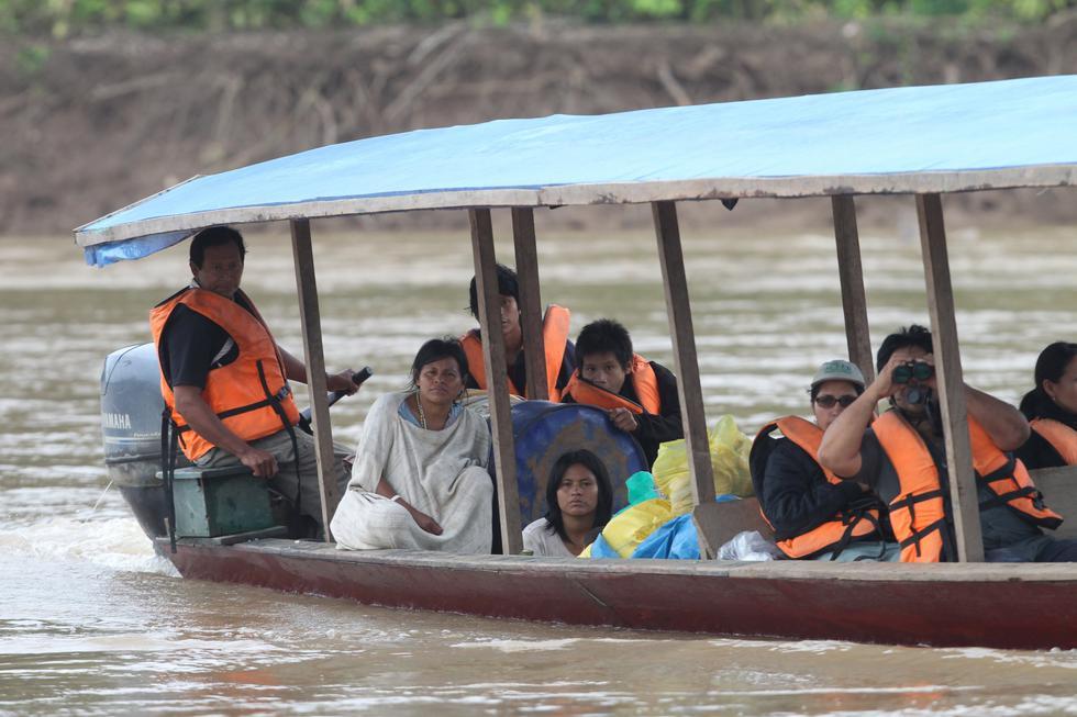 Mincetur indicó que tras la declaratoria de emergencia en estos lugares de Madre de Dios, las actividades turísticas en sus atractivos naturales no se verán afectados. (Foto: GEC)