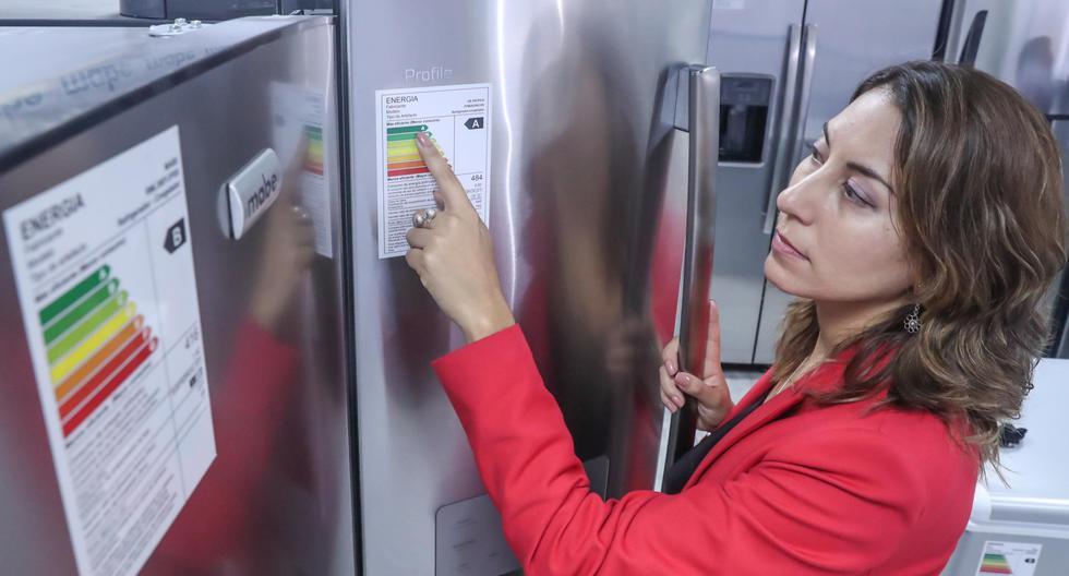 Electrodomésticos tendrán etiquetado de consumo de energía para ayudarte a ahorrar.