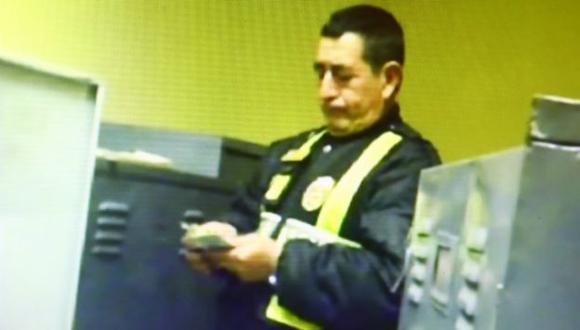MÁS PERLAS. Emilio Rodríguez ahora labora en La Molina. (Imagen de TV)