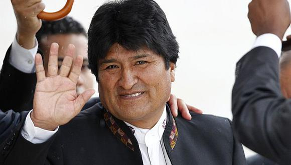 Presidente Evo Morales haría el anuncio oficial en marzo próximo. (Reuters)