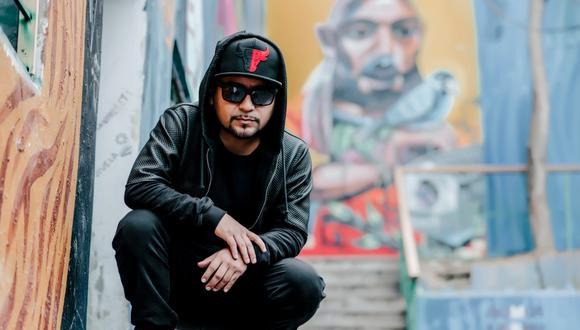 Rapero peruano presenta disco online de hip hop en español, quechua y aymara