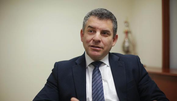 Rafael Vela aseguró que la nueva información recibida ha sido notificada al Poder Judicial. (Foto: GEC/ Marco Ramón)