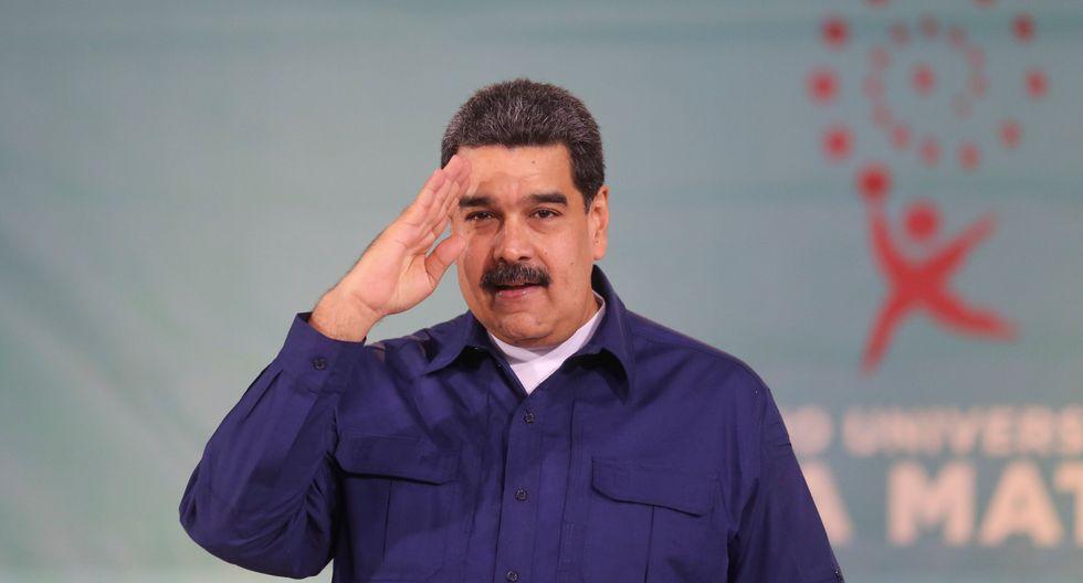 Nicolás Maduro. (EFE)