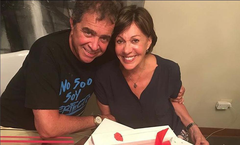Yvonne Frayssinet y Marcelo Oxenford celebró el pasado 28 de enero un año de casados. (Instagram: @lulioxenford)
