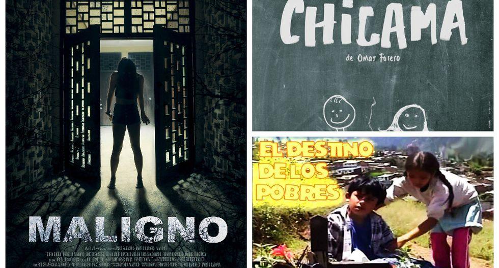 Cine regional en el país desarrolla películas de diversos géneros como el terror, los dramas y documentales.